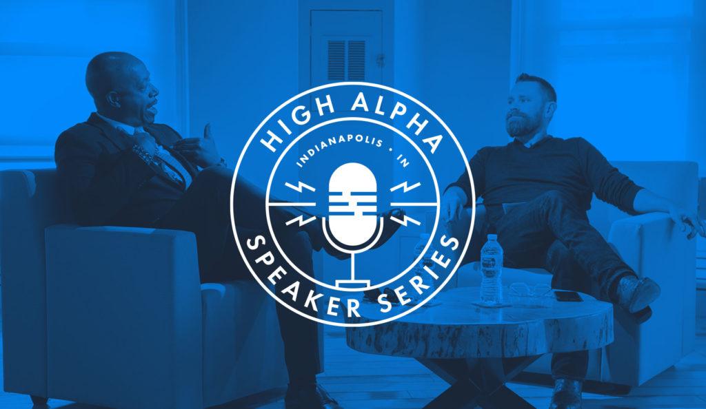 High Alpha Speaker Series