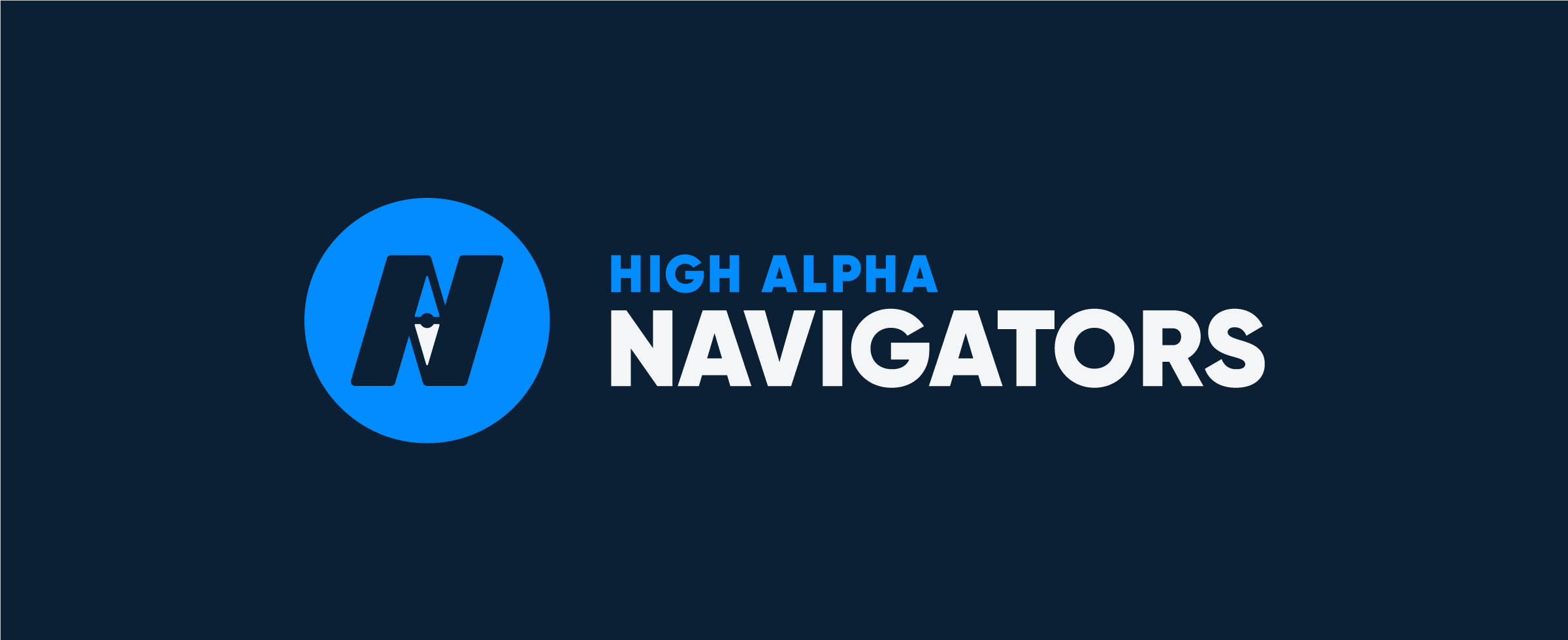 High Alpha Navigators